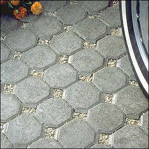 Rely On Romanstone Permeable Pavers To Solve Your