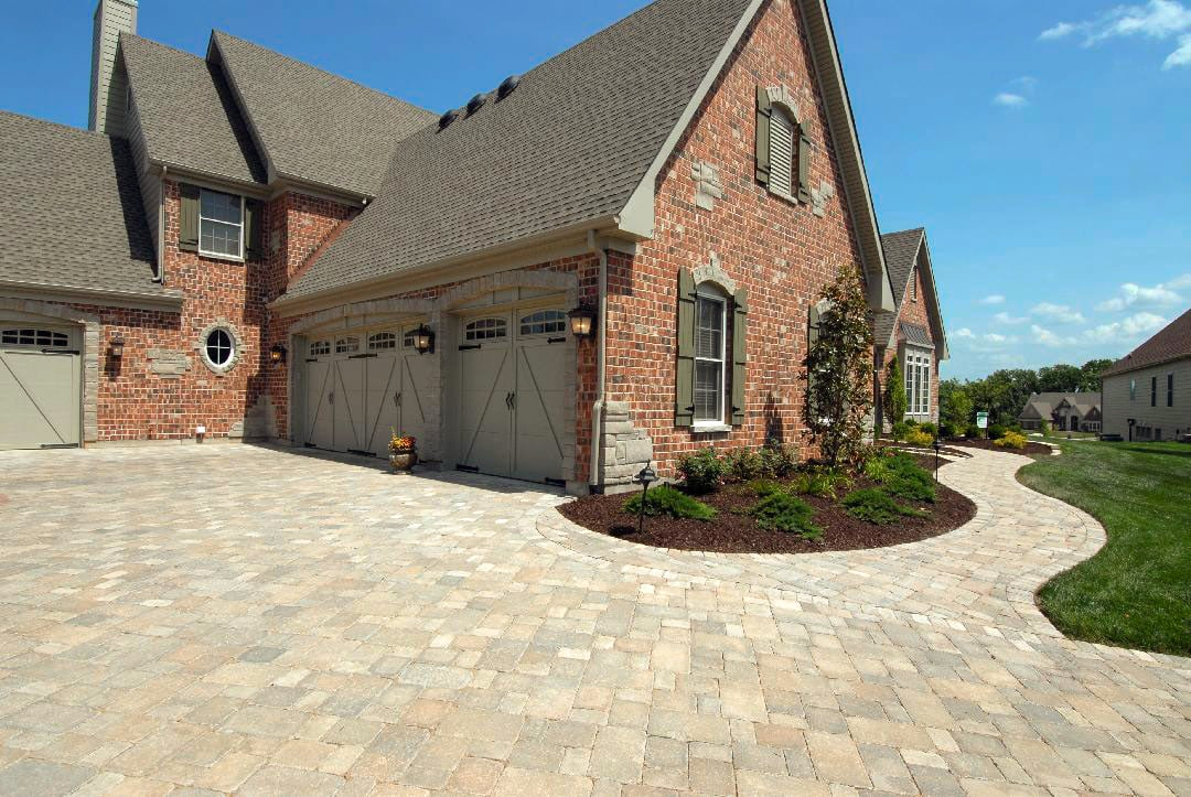 Ledge Rock paver