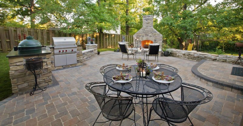 Outdoor living in style with Romanstone