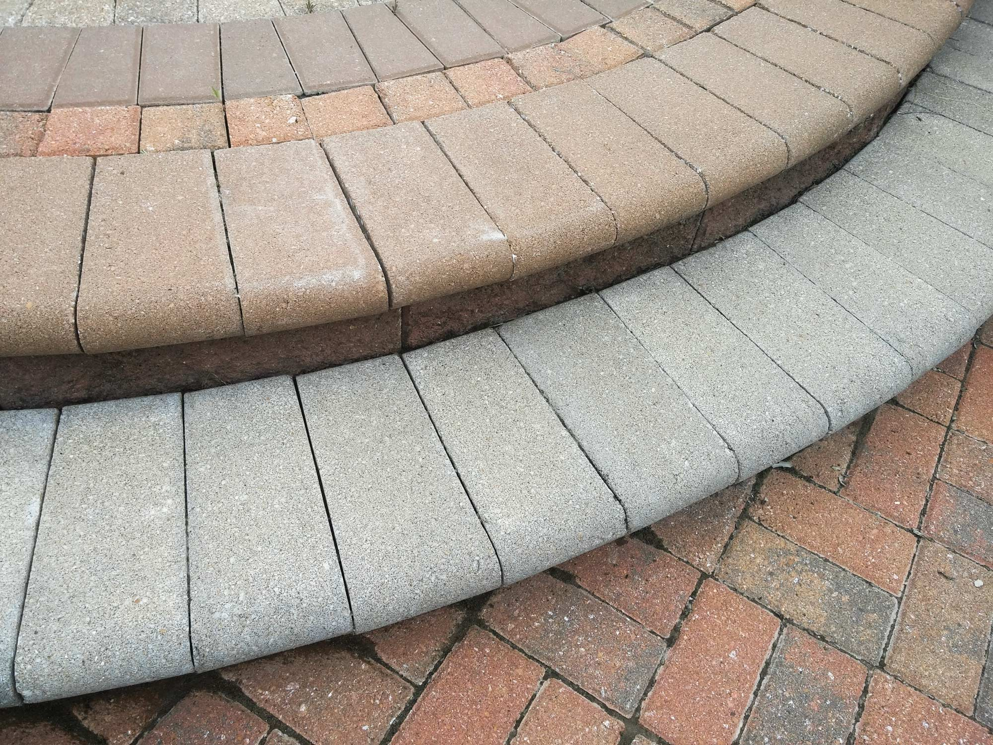 Bullnose Coping Specialty Paver Romanstone Hardscapes