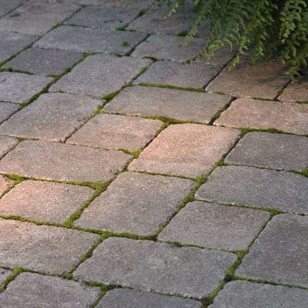 Ledge Rock pavers