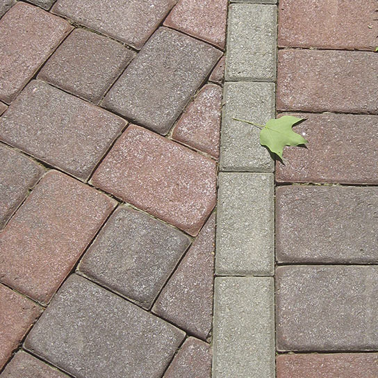 Cobble pavers