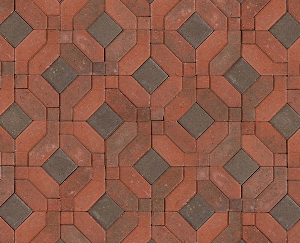 Discomtinued Retro Inspired Old School Cool Paver