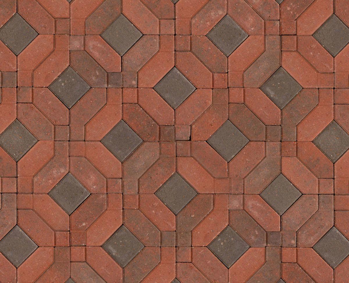 Ceramic terra cotta tile