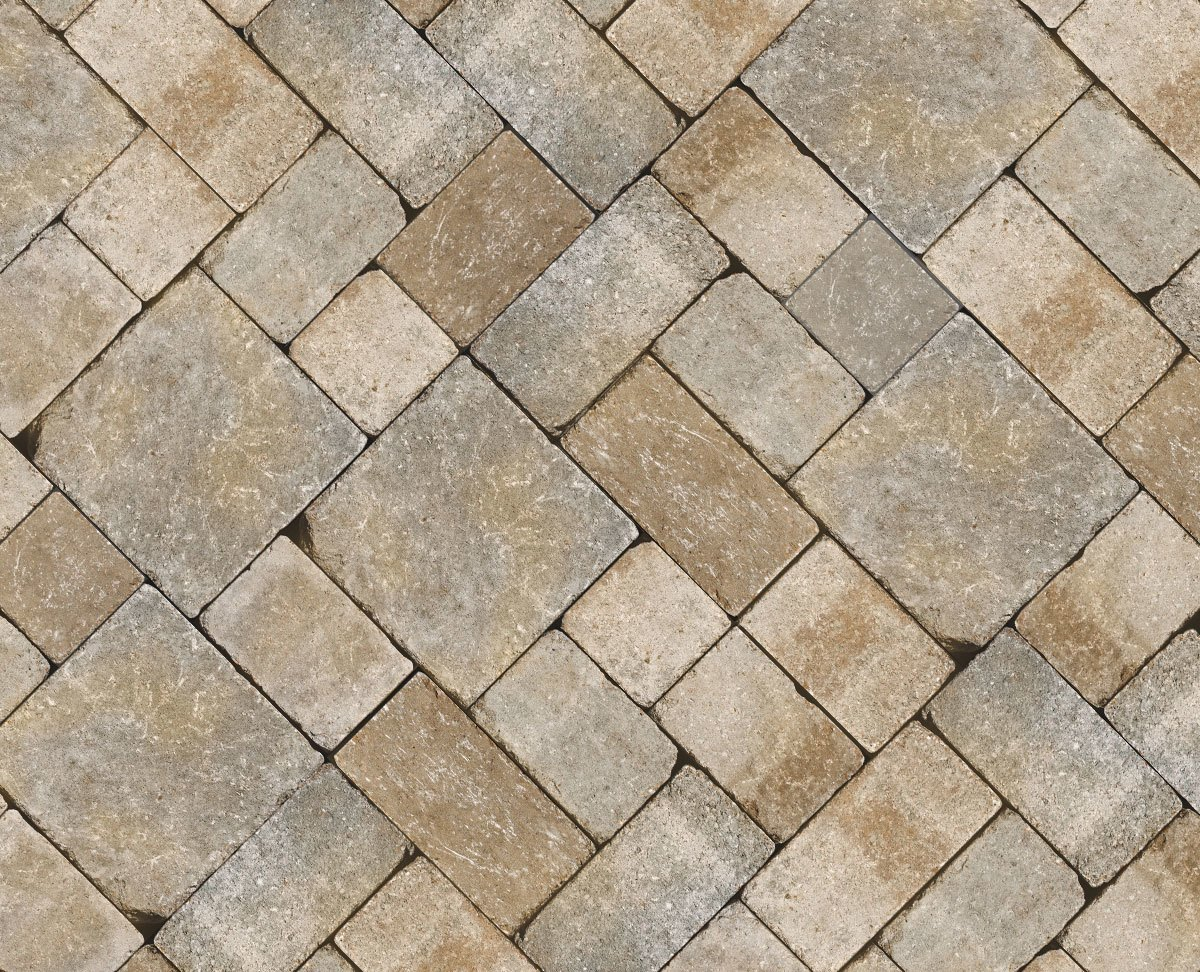 Ledge Rock Century Series Paver - Romanstone Hardscapes