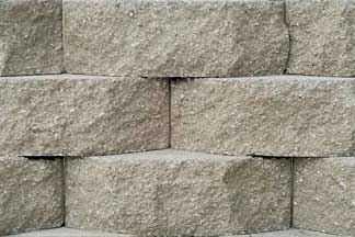 Caesar Beveled Wall Block Romanstone Hardscapes