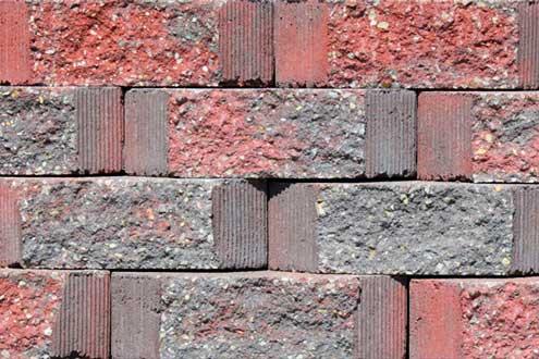 Apollo Wall Block Terra Cotta