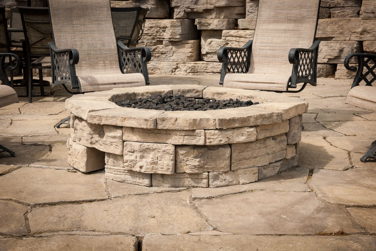 Belvedere Fire Pit