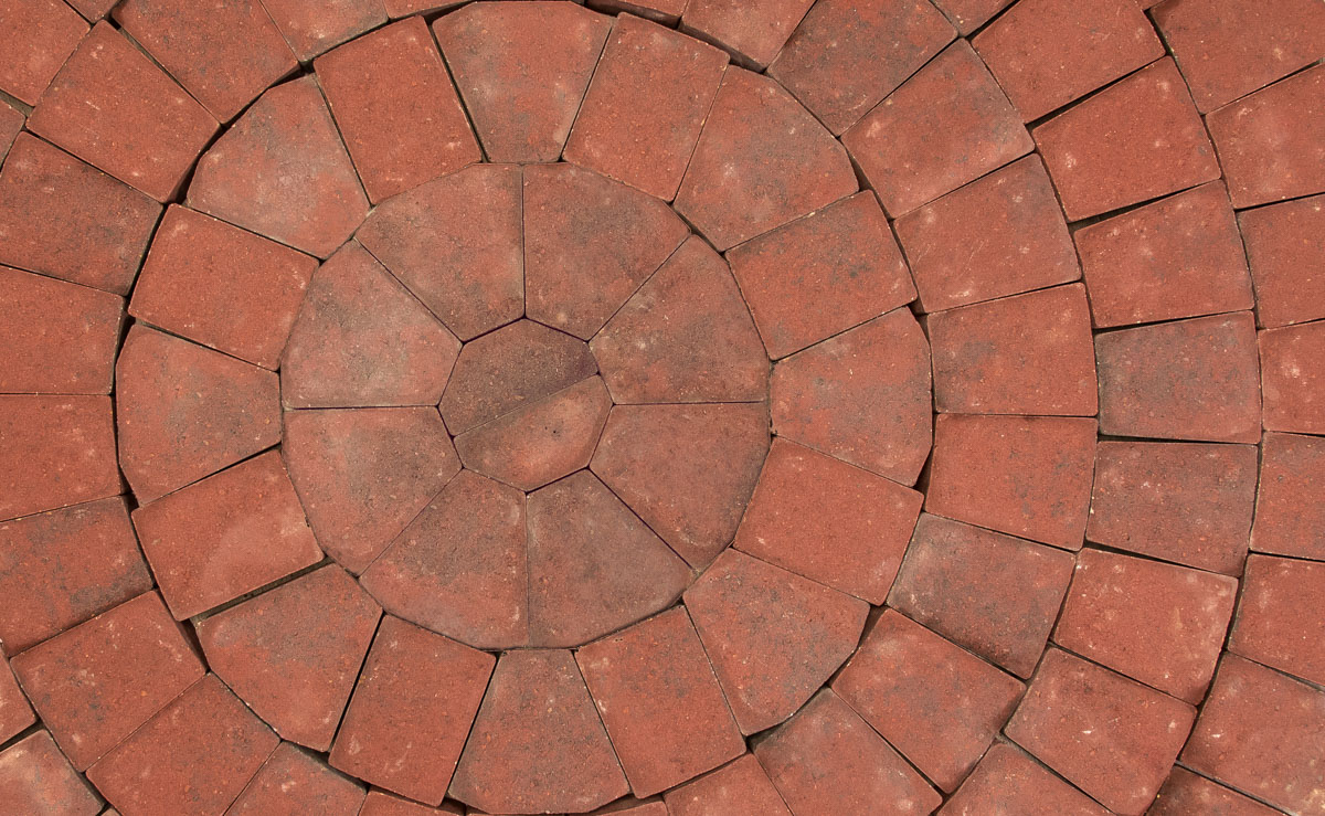 Circle Kit Specialty Paver - Romanstone Hardscapes