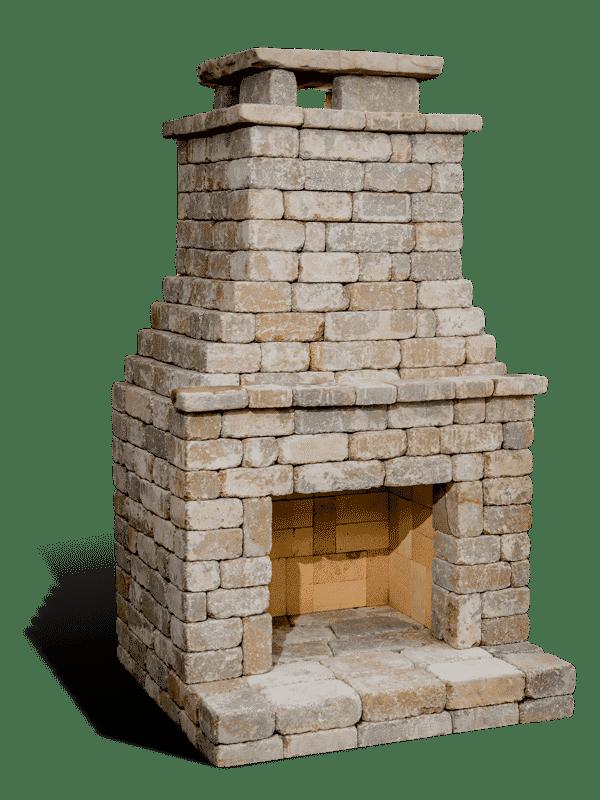 Fremont Fireplace Kit