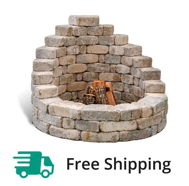 Latessa-FirePit-DIY-Kit