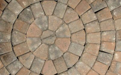 Weathered Quot Century Quot Series Circle Paver Kits Add A Clasiic