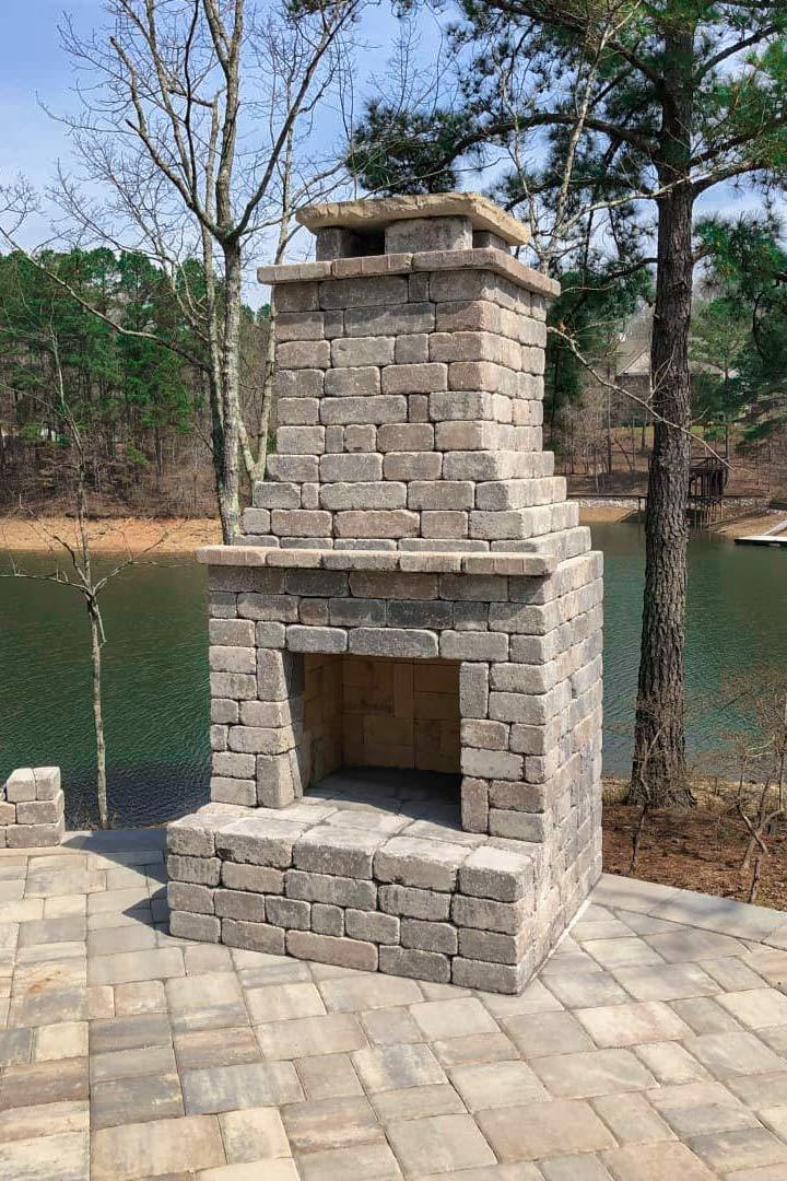 Build Your Own Outdoor Fireplace Kit | MyCoffeepot.Org on Building Your Own Outdoor Fireplace id=19003