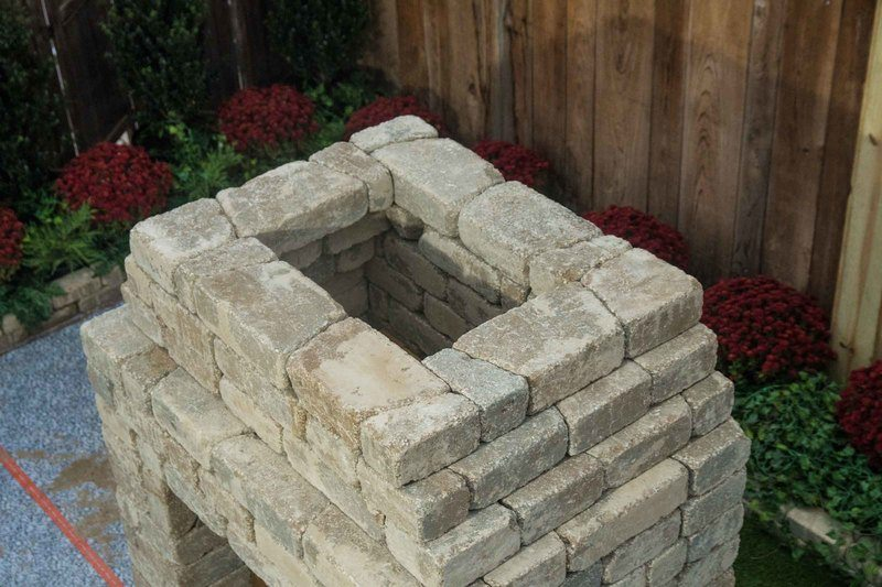 How To Build An Outdoor Fireplace Step, Building A Outdoor Fireplace